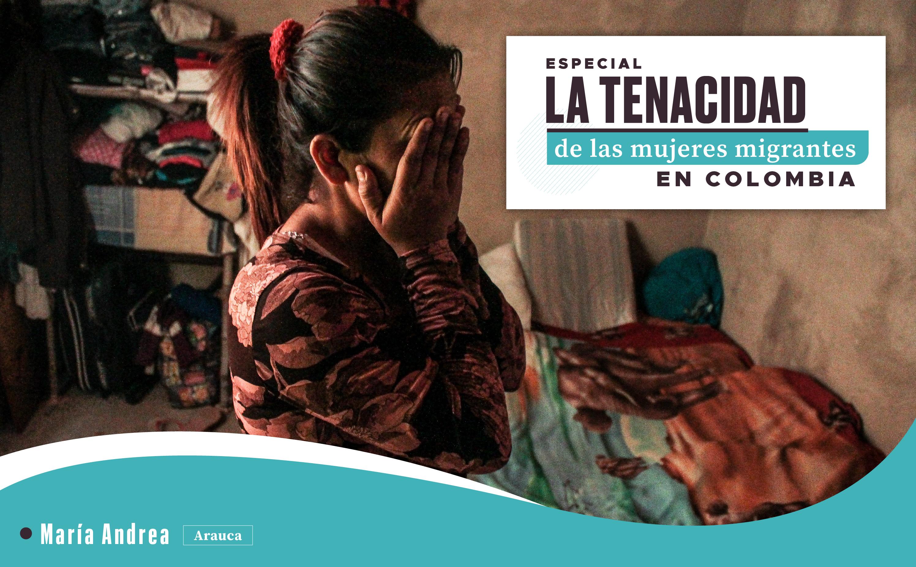 El río Arauca, testigo de la violencia sexual contra las migrantes