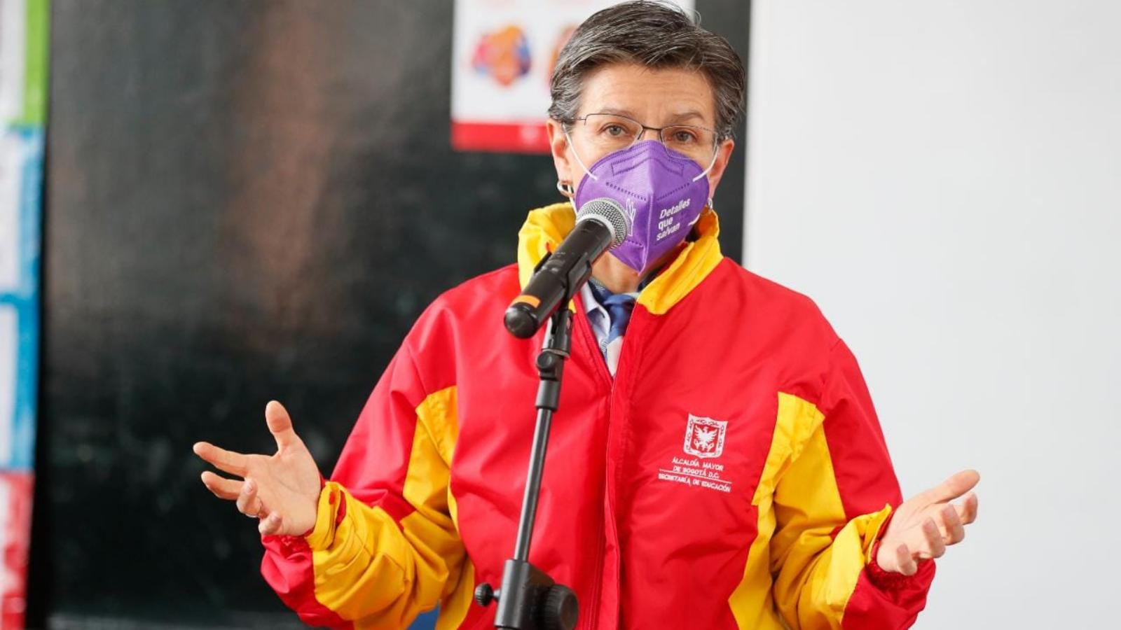 Alcaldesa Claudia López se disculpó por estigmatizar a los venezolanos