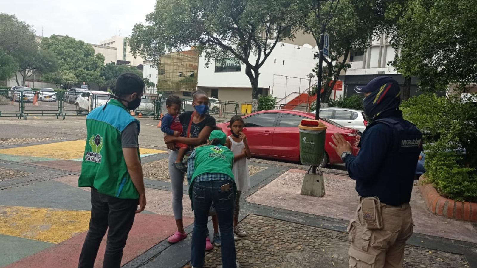 El Estatuto de Protección a Migrantes les dará prelación a los menores de edad
