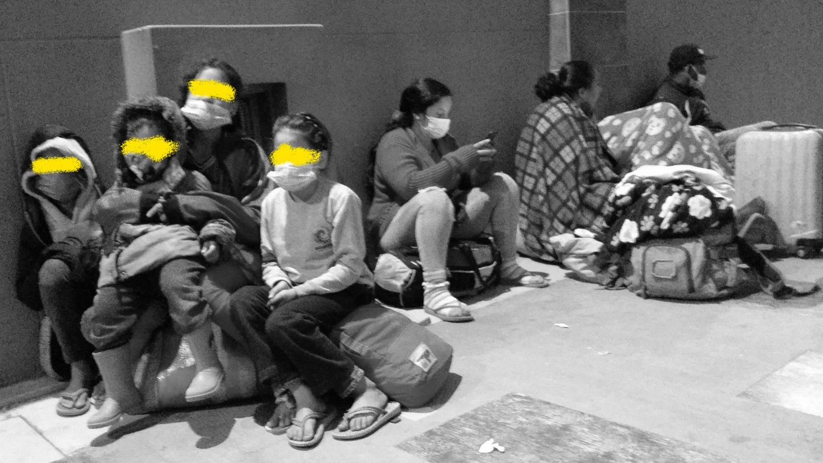 ESPECIAL | Hijos migrantes: inocencia desplazada
