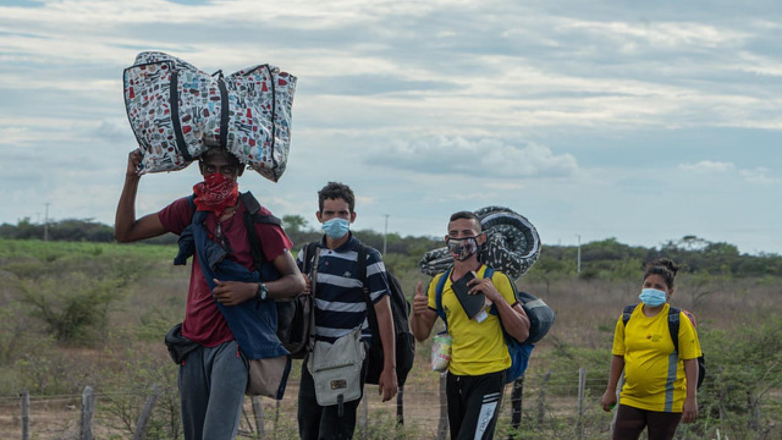 Abren concurso juvenil para buscar fórmulas contra la xenofobia