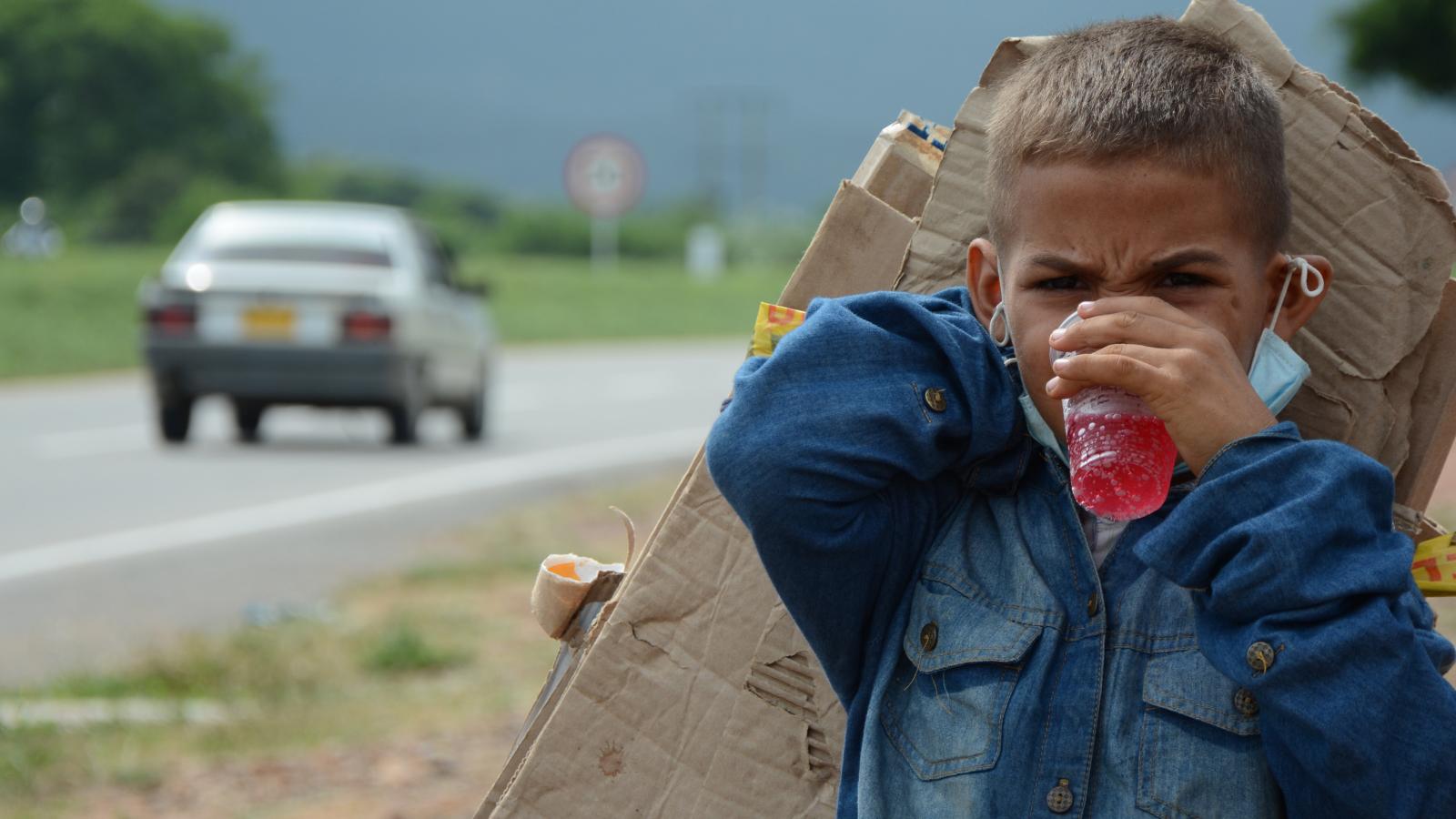 Los hijos migrantes dejados atrás en la frontera
