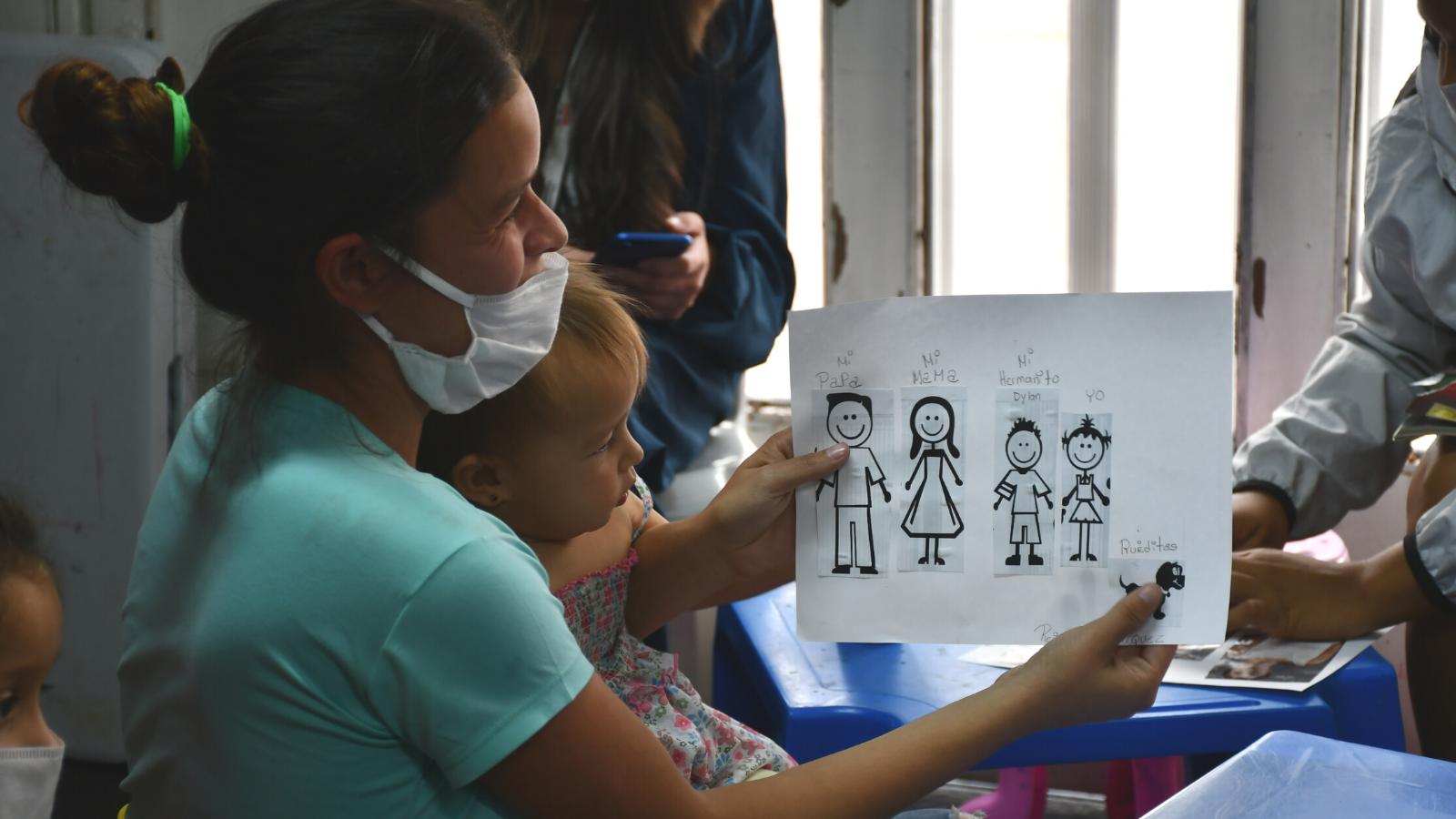 Hijos migrantes: el riesgo de apatridia no ha desaparecido en Colombia