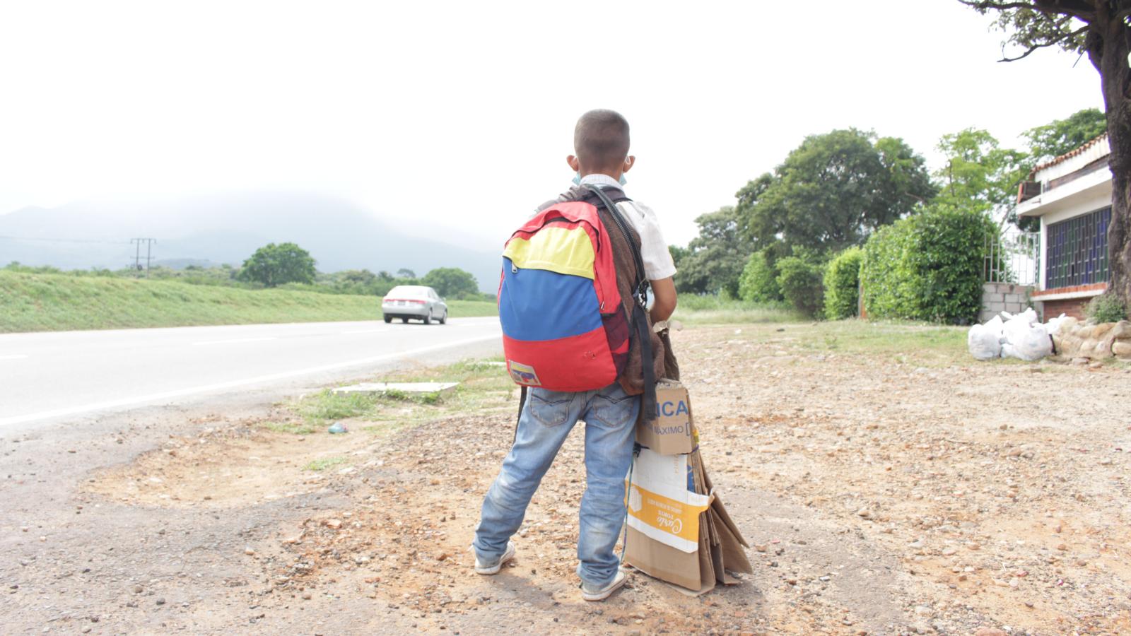 EN VIVO | ¿Cuál es la situación de los niños migrantes en Colombia?