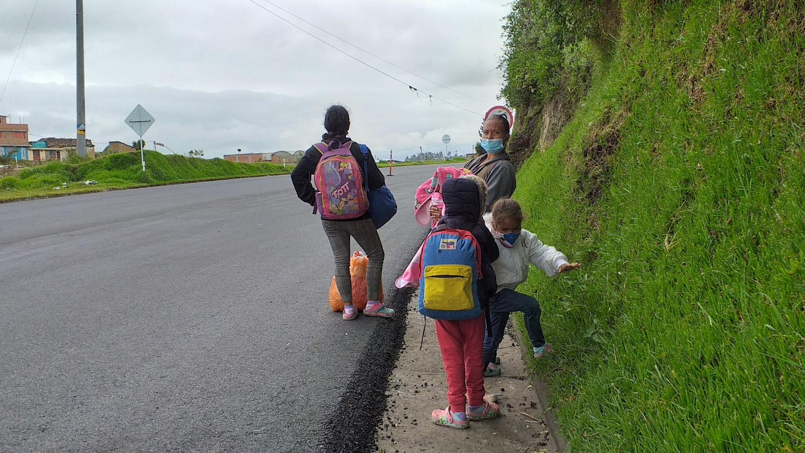 """""""Una frontera cerrada potencia la violación de derechos de los niños migrantes"""