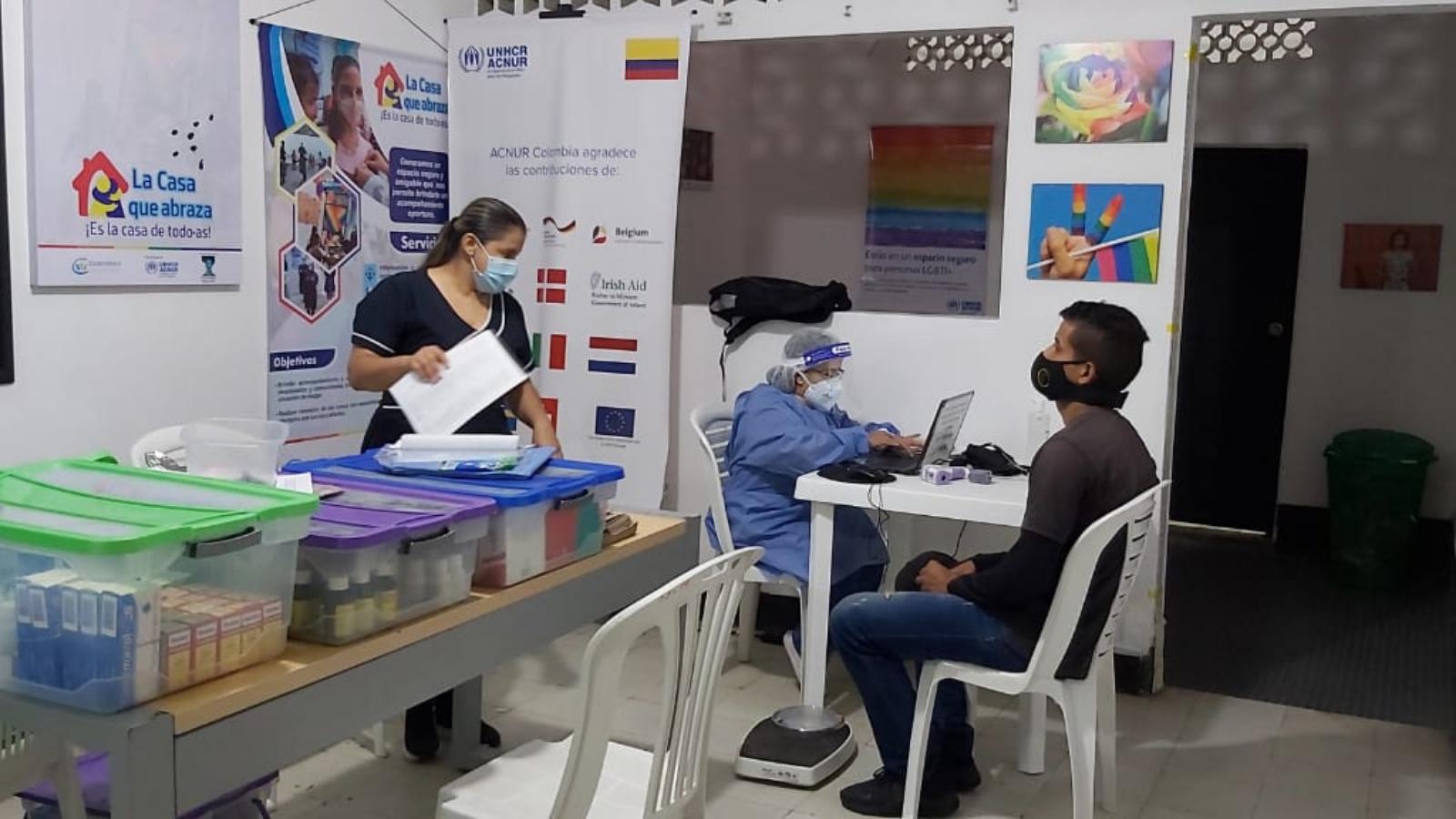 La Casa que Abraza: el centro para la comunidad LGBT migrante en Cúcuta