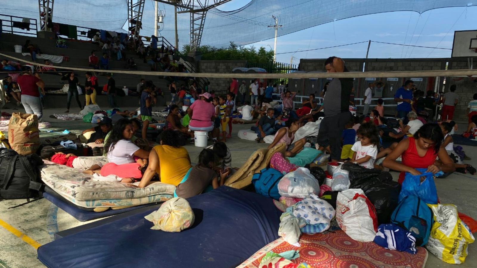 Un mes de enfrentamientos en frontera: casi 6mil migrantes han llegado a Arauca
