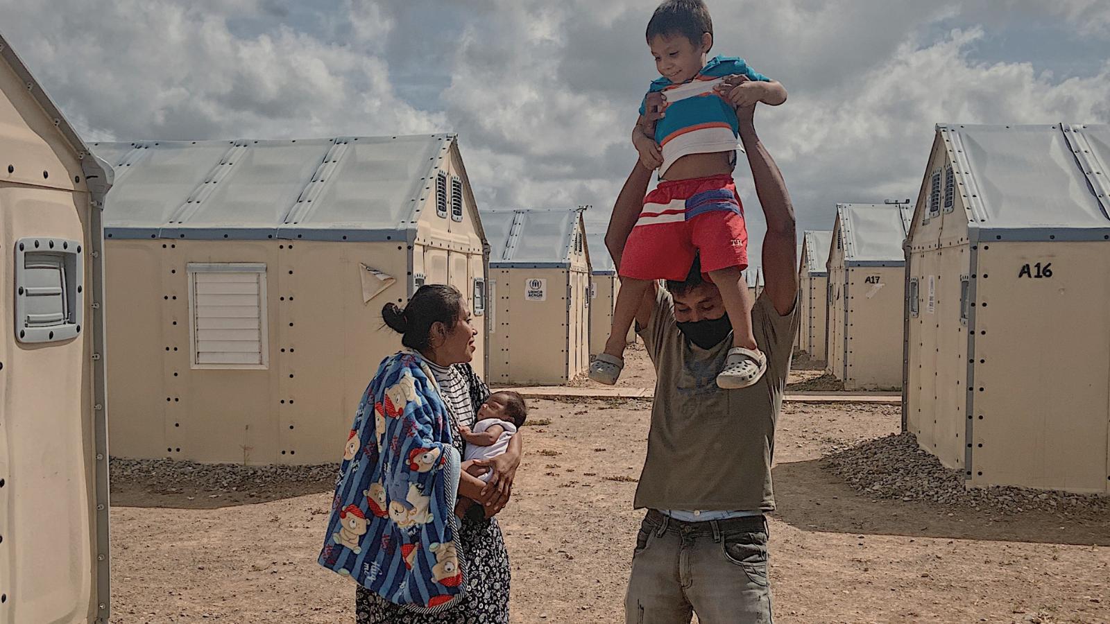 En video   La travesía desértica de una wayúu que huía del hambre en Venezuela