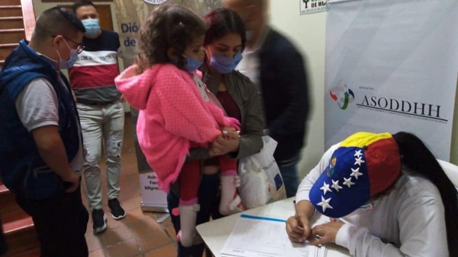 Migrantes que se vuelven emprendedores: la titánica labor de una ONG en Nariño