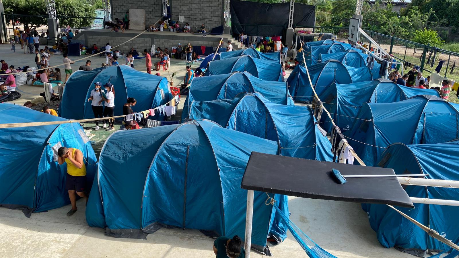 Entre 30% y 40% de los desplazados en Arauquita retornó a Venezuela: Lucas Gómez