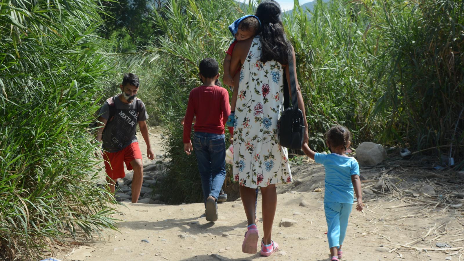 Hijos de dónde: la apatridia sigue acechando