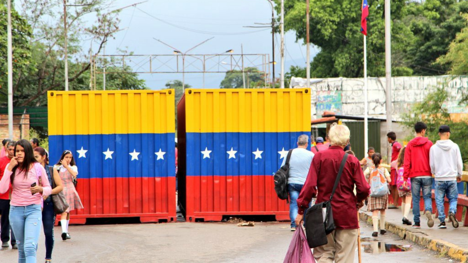 Migración venezolana alcanzó los 5,6 millones de personas en el mundo