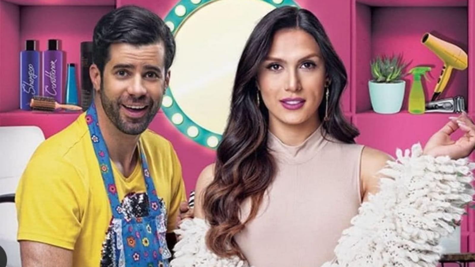 Isabella Santiago, la trans venezolana que marca un hito en las telenovelas
