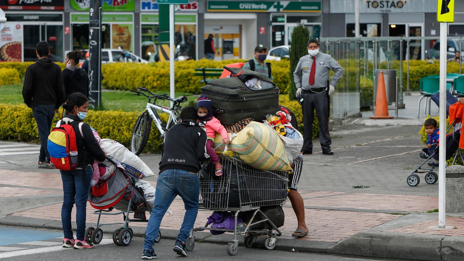 Hurto, el delito que más golpea a los migrantes en Colombia