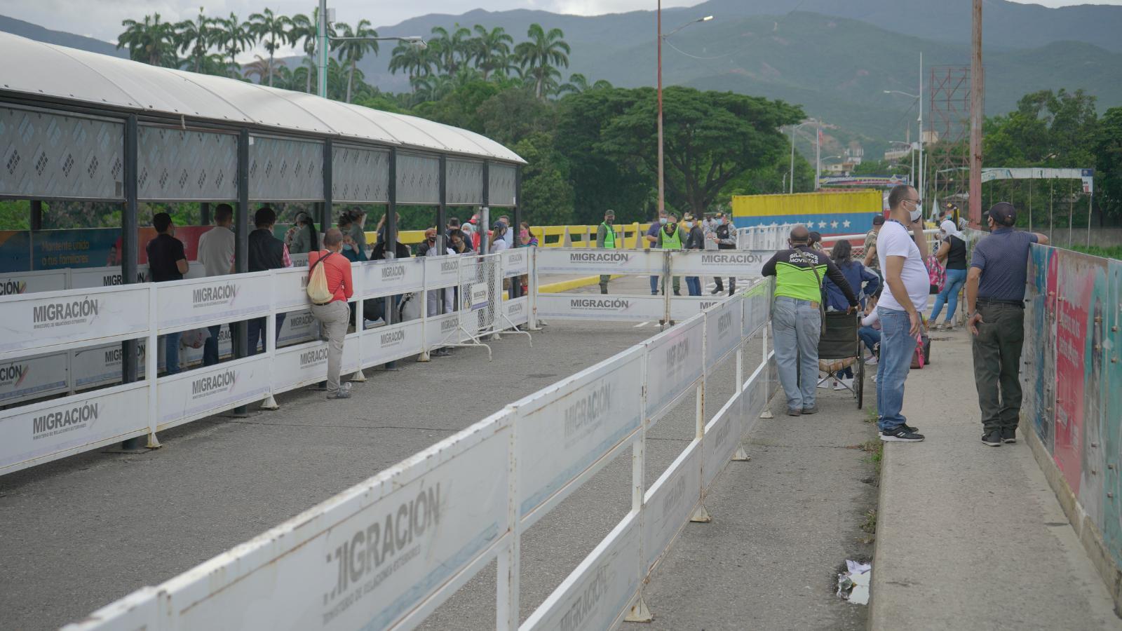 En VIDEO | Así fue la apertura de la frontera con Venezuela