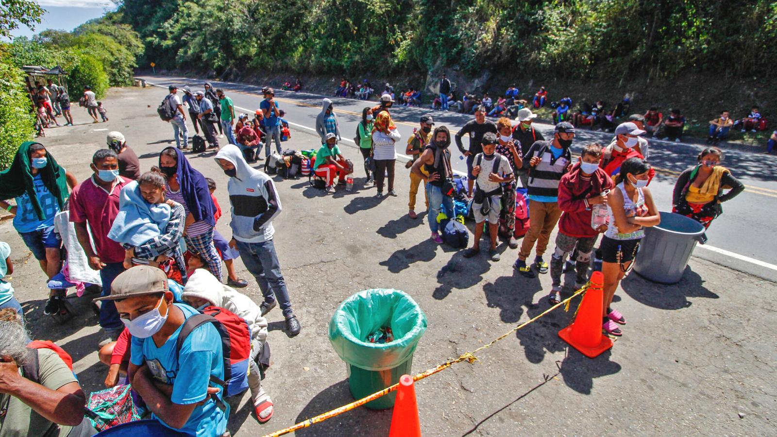 Crisis migratoria de Venezuela está entre las 5 más desatendidas del mundo