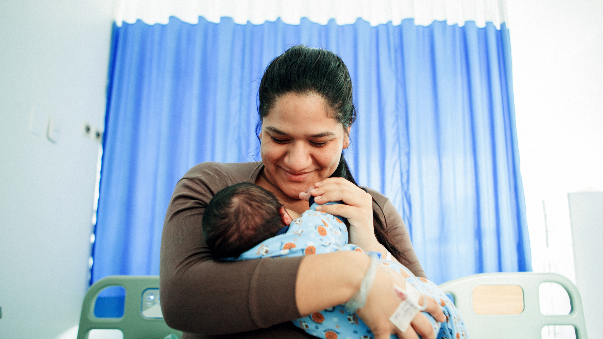 Uno de cada diez nacimientos en Colombia durante 2020 fue de madres venezolanas