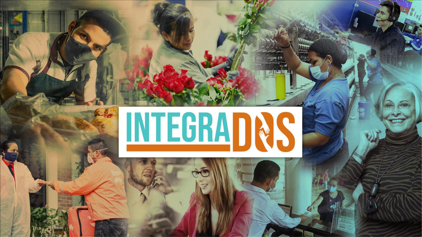 IntegraDOS   Así va la inclusión productiva de los venezolanos en Colombia