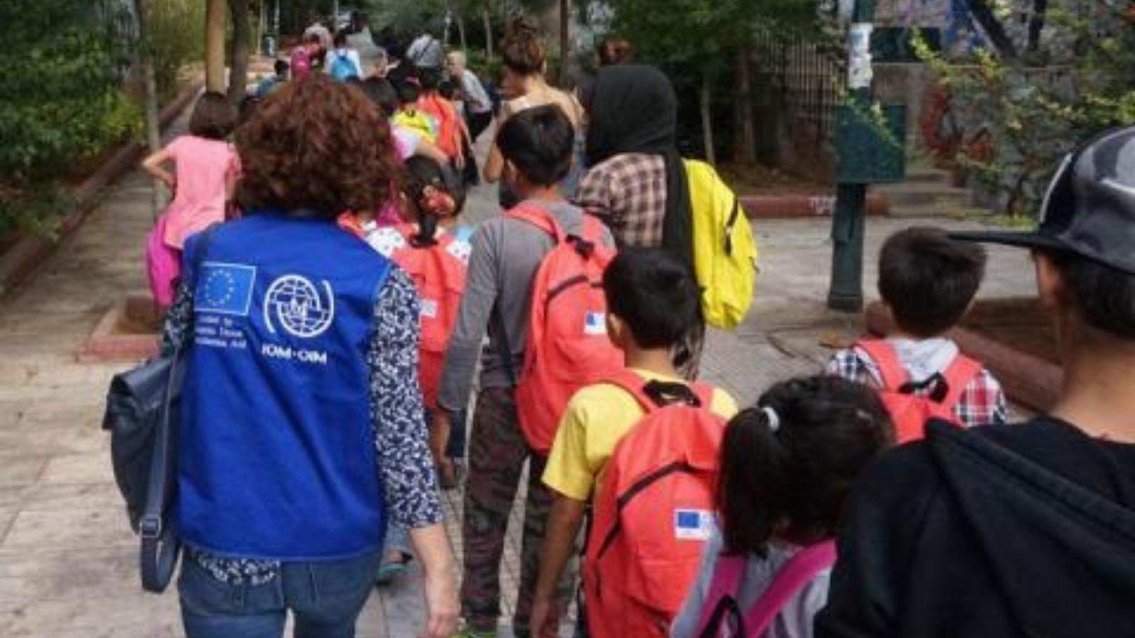 La pandemia ha aumentado el riesgo de trata para los menores de edad: OIM
