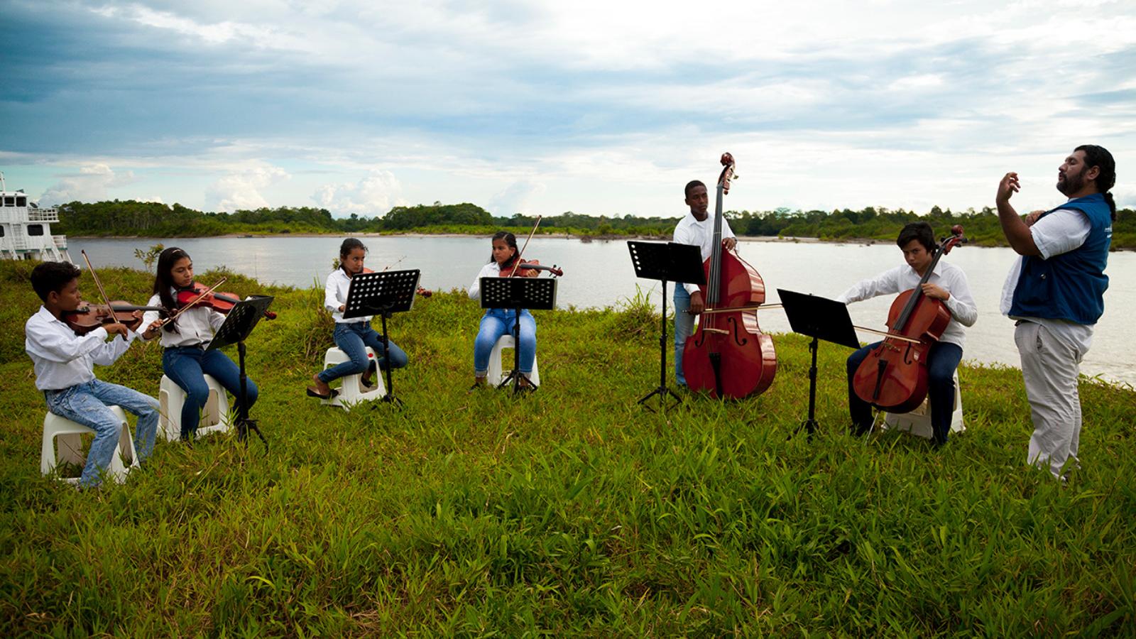 Integración: música para borrar fronteras