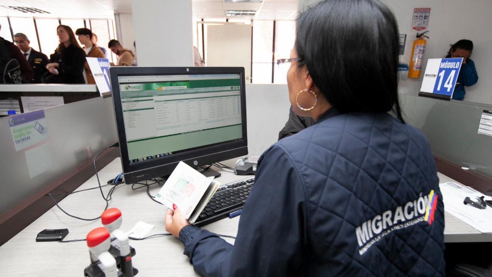 Este miércoles inicia el registro biométrico de los venezolanos en Colombia