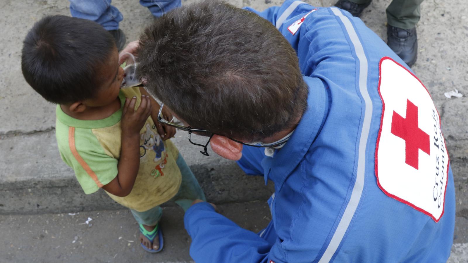La desnutrición, un mal que los menores venezolanos viven desproporcionadamente
