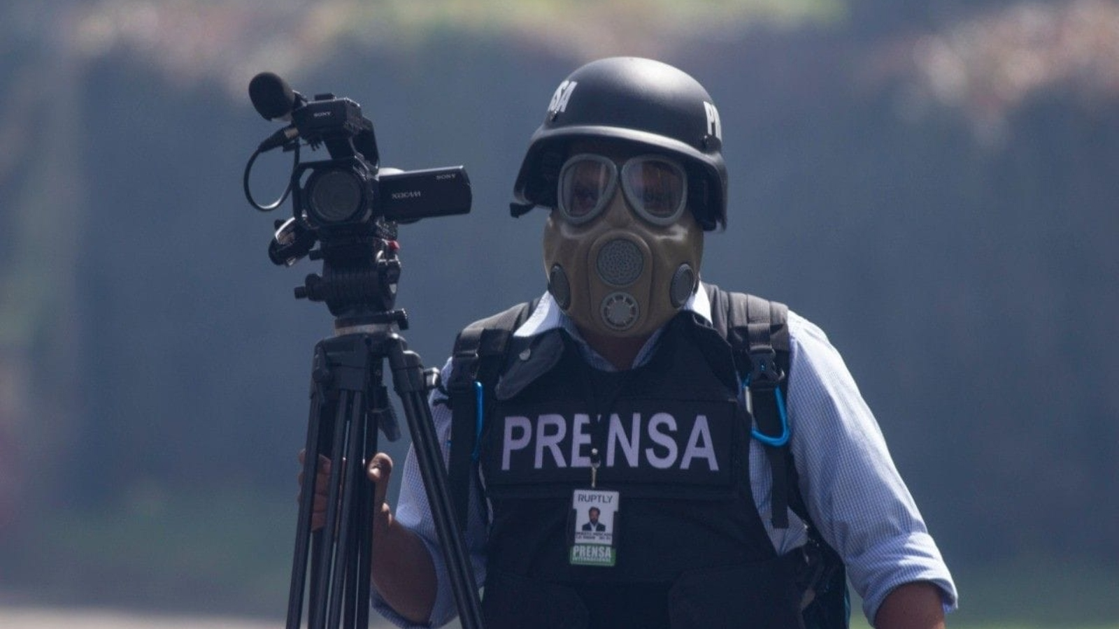 La migración vista a través del lente de un videógrafo venezolano