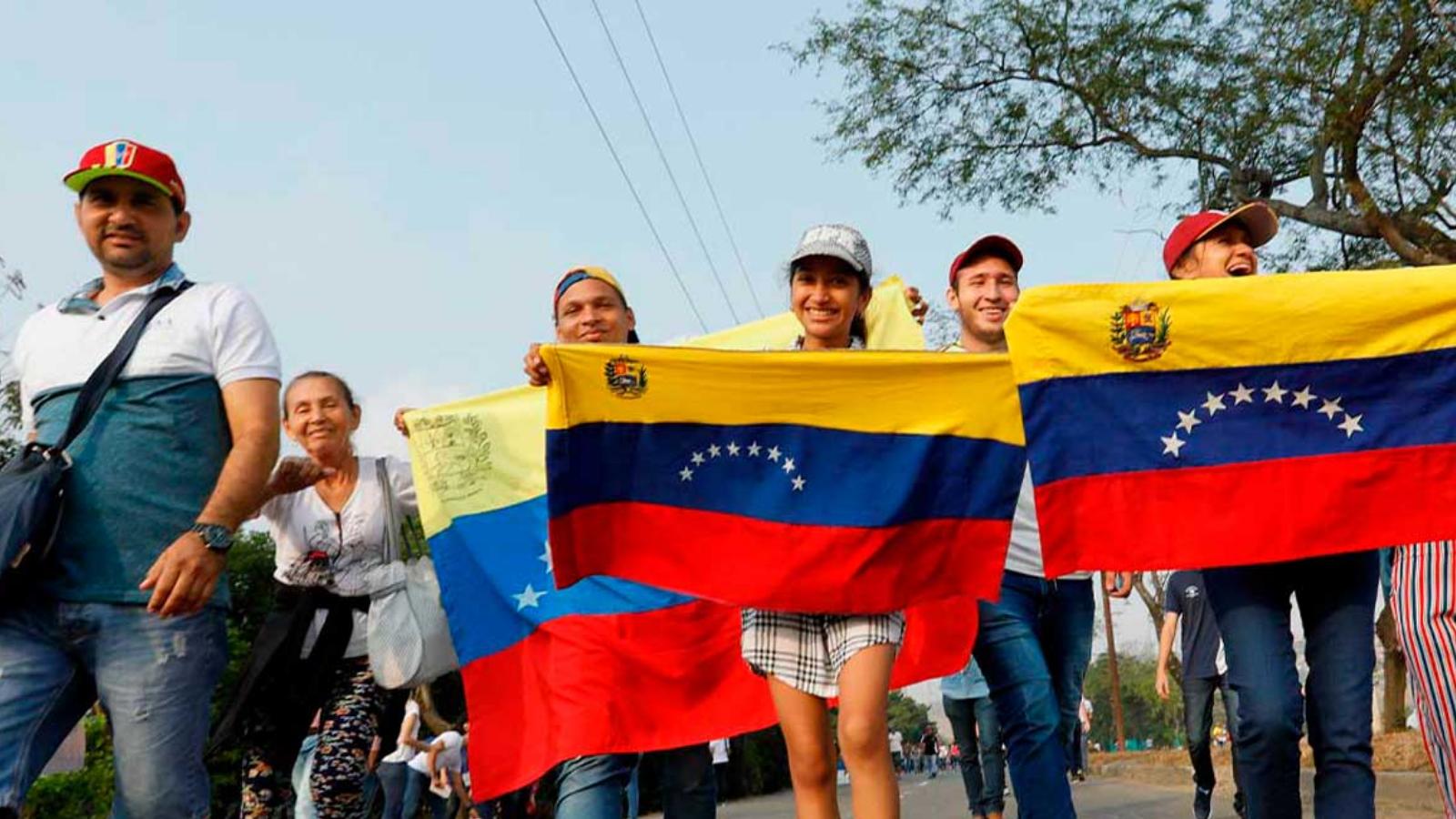 Iniciativa del Gobierno apoyará 10 emprendimientos de venezolanos en el país