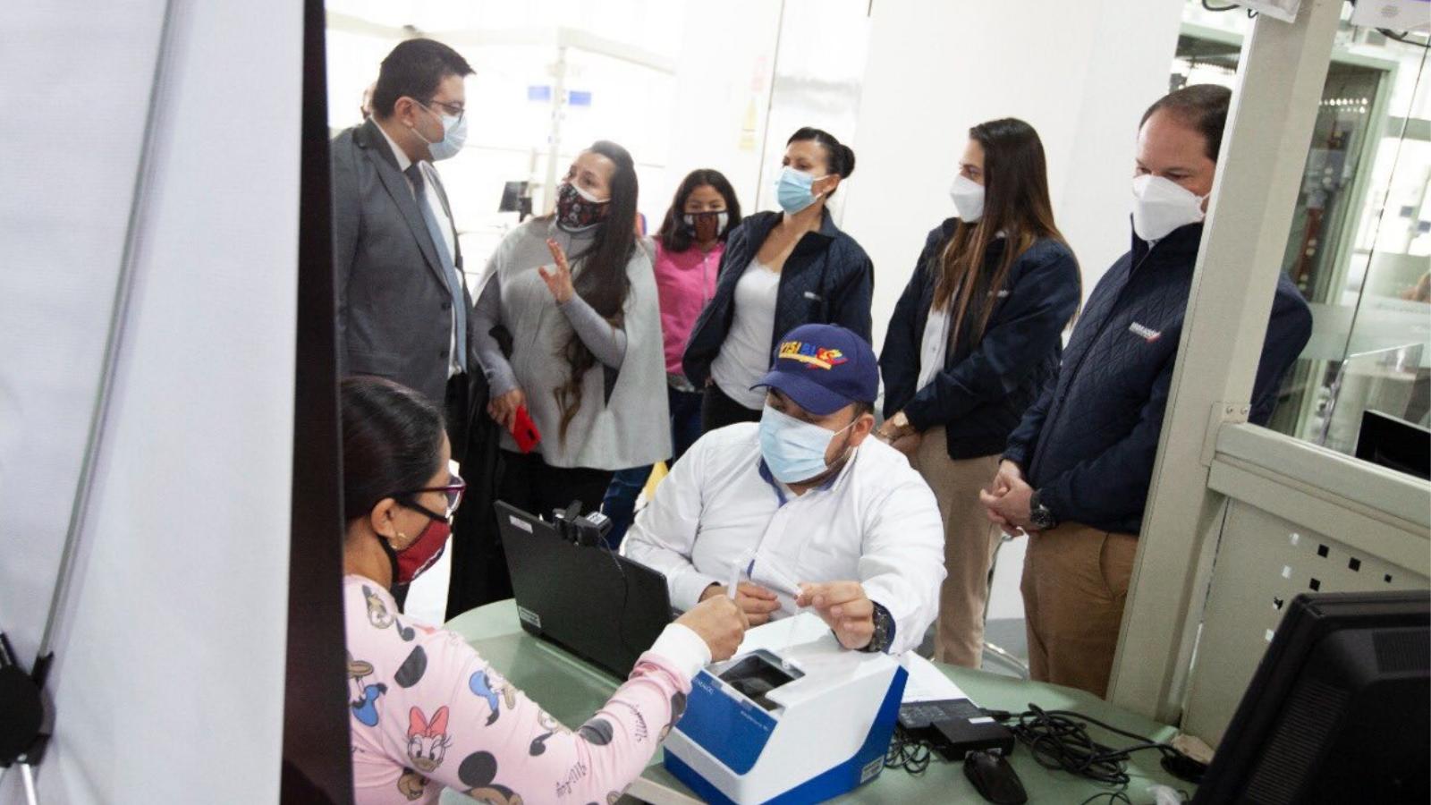 Más de 308 mil migrantes venezolanos ya hicieron el registro biométrico