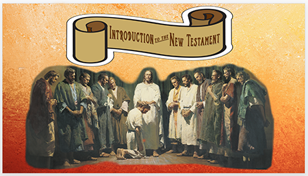 Introduction to the New Testament PowerPoint