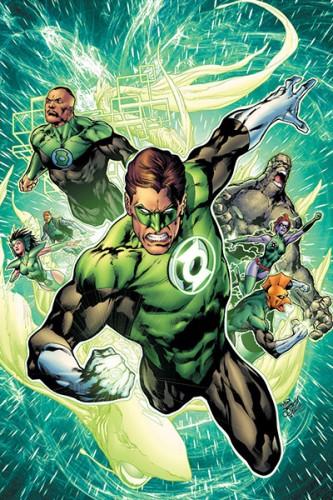Ivan Reis - Lanterna Verde