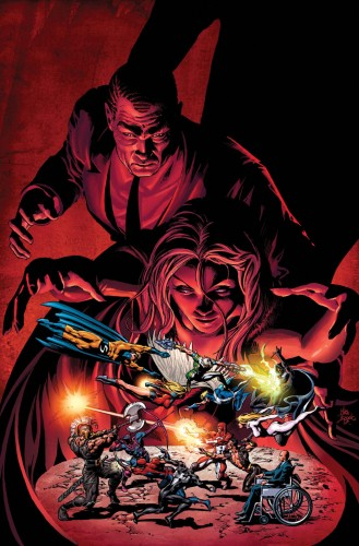 Luke Ross - Dark Avengers