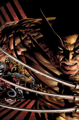 Mike Deodato - Wolverine