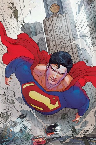Renato Guedes - Superman