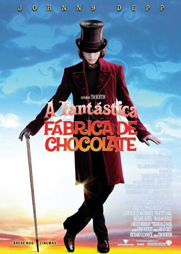 Charlie and the Chocolate Factory, 2005