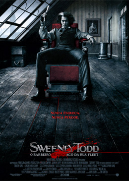Sweeney Todd: The Demon Barber of Fleet Street, 2007