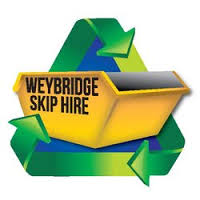 Skip hire from Weybridge Skip Hire