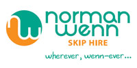 Skip hire from Norman Wenn Skip Hire