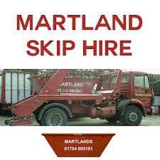Skip hire from Martlands Skip Hire