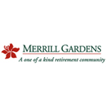 Logo for Merrill Gardens