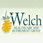 Logo for Welch Healthcare and Retirement Group