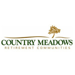 Logo for Country Meadows Retirement Communities