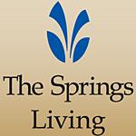 Logo for the springs