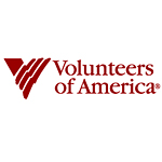 Logo for Volunteers of America