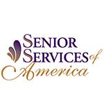 Logo for Senior Services of America