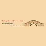 Logo for Heritage Senior Living