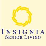 Logo for Insignia Senior Living