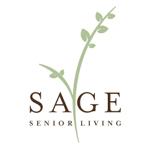 Logo for Sage Senior Living