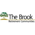 Logo for The Brook Retirement Communities