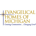 Logo for Evangelical Homes of Michigan